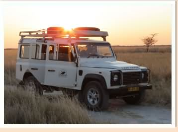 Ondese Overland Self-Drive and Guided Photo-Safaris in South
